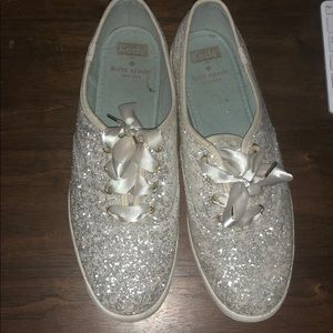 Sparkle kate spade glitter shoes